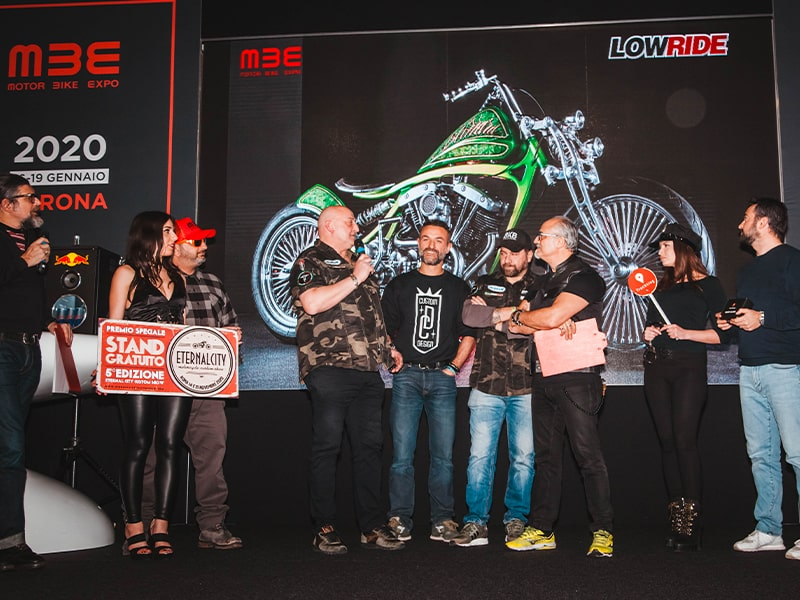 contest Lowride Motor Bike Expo